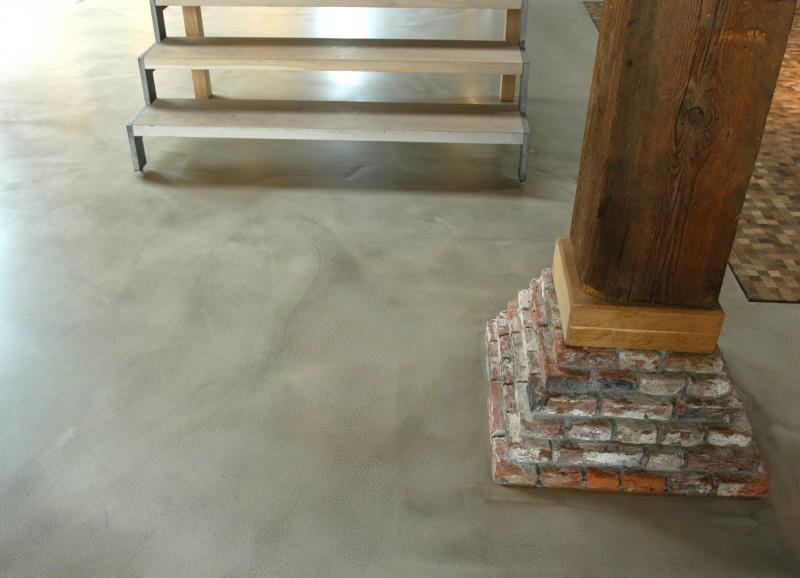Gietvloer Op Beton : Altach gietvloeren woonbeton tegels op vloer info.nl